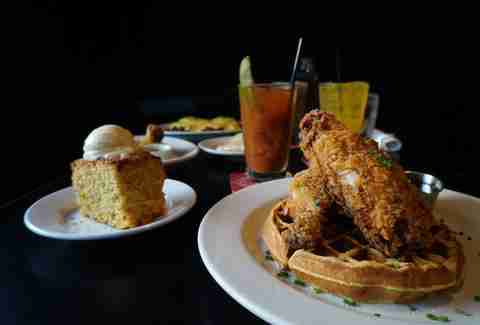 Trina's Starlite Lounge Best Brunches BOS