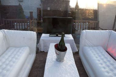 Rooftop Igloo NYC