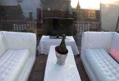 Rooftop Igloo NYC