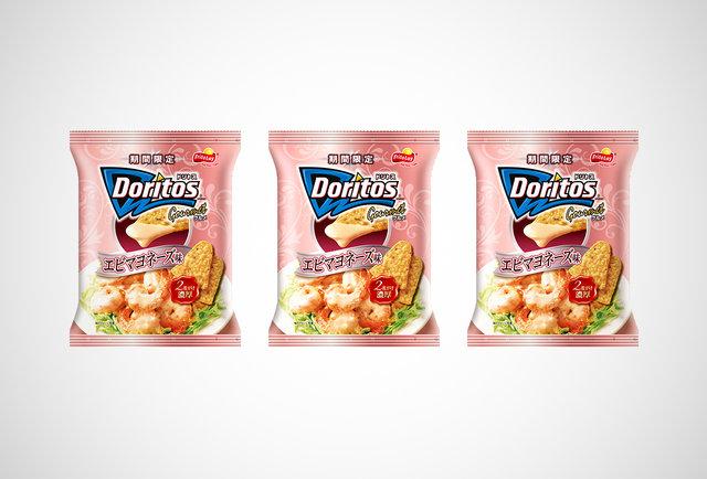 Frito-Lay Japan is now making shrimp mayonnaise Doritos