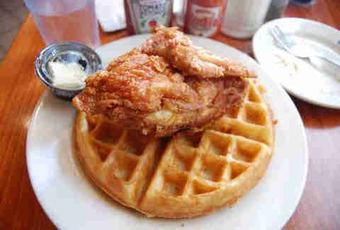 Amy's Ruth's Chicken and Waffles