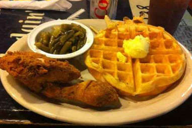 Miss Polly's Chicken and Waffles