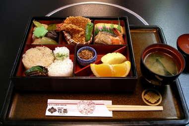 Meal with a geisha