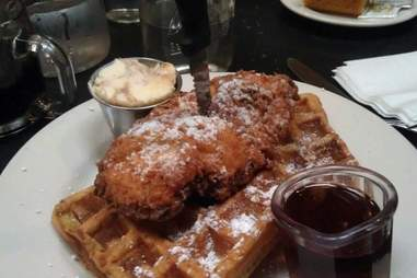 Miss Delta Chicken and Waffles