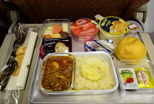 How your airplane food is made: everything you never wanted to know