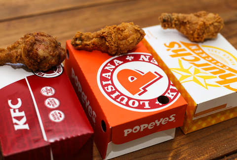 Best Fried Chicken Ranking Churchs Chicken Popeyes Louisiana