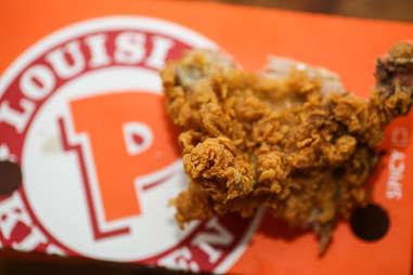 Popeyes chicken