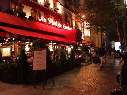 Paris Snootiest Restaurants