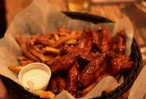 Montreal's Best Wings