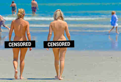 The Extremely Naked Truth Behind All of SF's Nude Beaches
