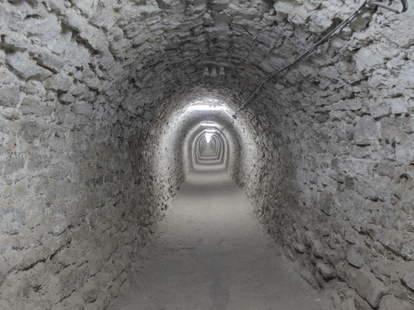 salt hallway