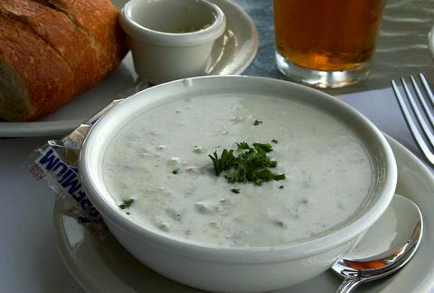 Best Chowder Boston