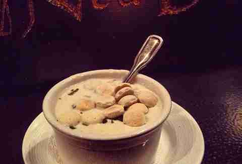 Ned Devine's Irish Pub Best Chowder Boston