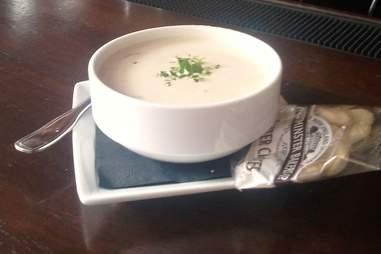 Anthem Kitchen + Bar Best Chowder Boston
