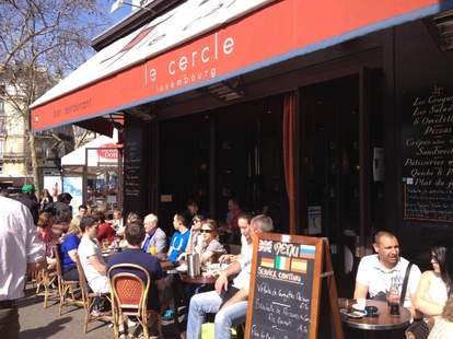 Le Cercle Luxembourg Paris