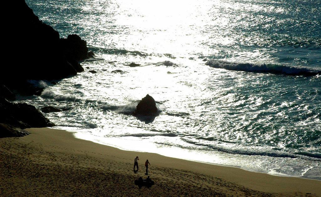 Devils Slide (Grey Whale Cove) Nude Beach, California