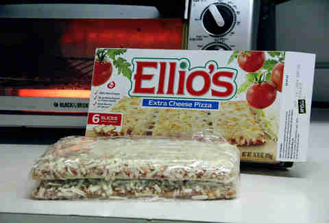 ellio's pizza