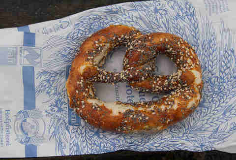 Berlin's best pretzel places