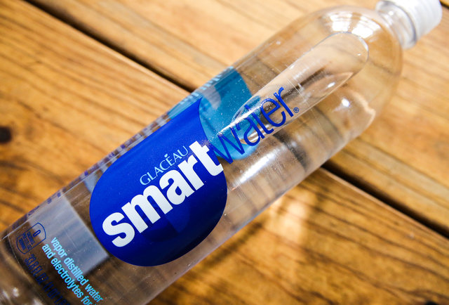 Do bottled waters actually taste different? We found out.