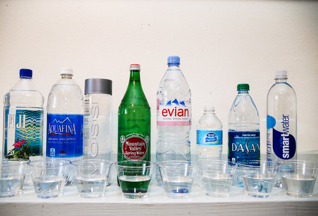 best bottled water the 8 best bottled waters taste tests and rankings 12165