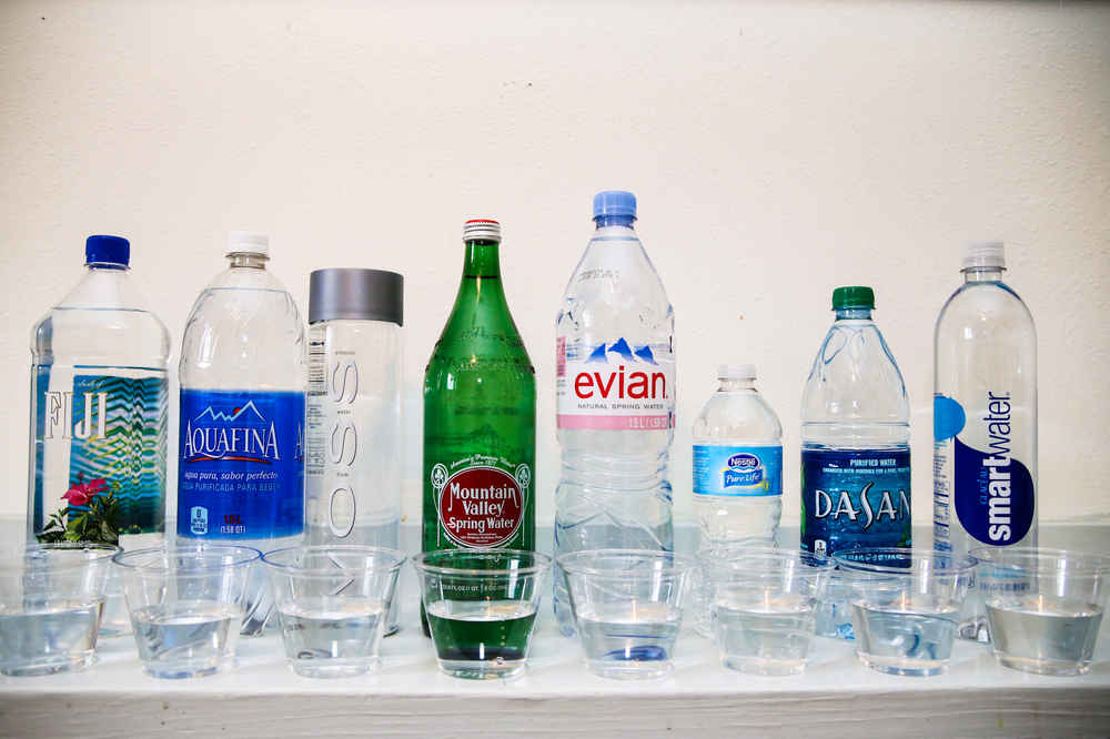 Best Bottled Waters Taste Tested and Ranked - Thrillist