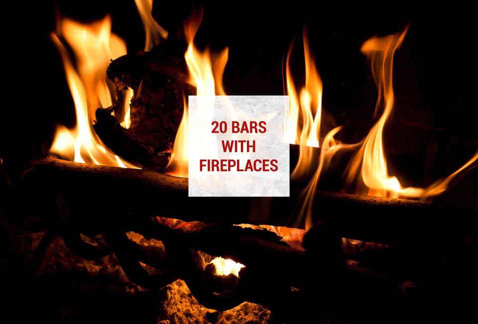 20 MSP bars with a fireplace - Thrillist Minneapolis