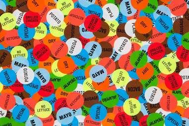 Stickers Whataburger Dallas