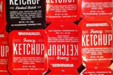 Ketchup Whataburger Dallas