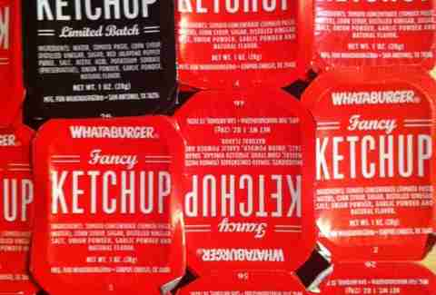 Ketchup Whataburger Dallas