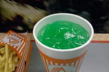 The Hulk Whataburger Dallas