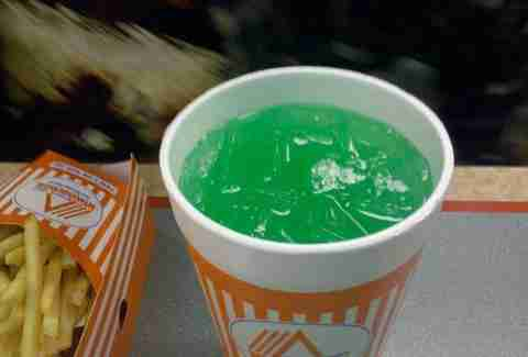 The Hulk Whataburger Dallas