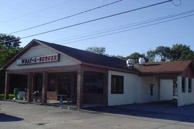 What-a-burger Whataburger Dallas