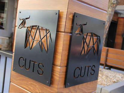 Cuts exterior