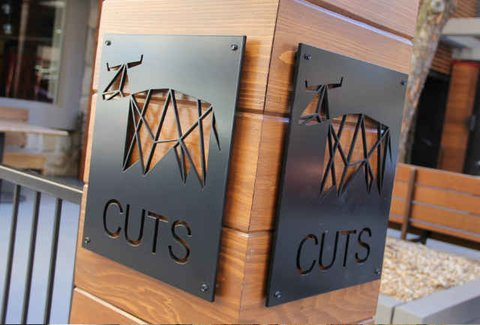 Cuts Steakhouse A Atlanta Ga Restaurant