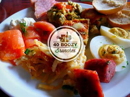 40 Boozy Brunches ATX