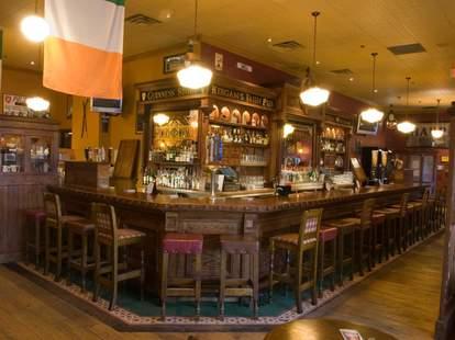 Keegan's Irish Pub interior