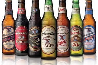 yuengling beer lineup