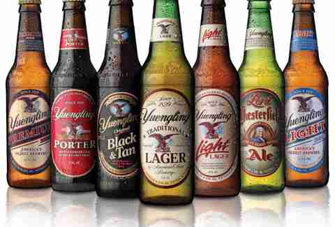 13 Things You Didn't Know About Yuengling - Thrillist on pepsi distribution map, new belgium distribution map, left hand distribution map, beer distributors of us map, shiner distribution map, blue moon distribution map, state breweries map, guns in america distribution map, u.s. distribution map, coca-cola distribution map,