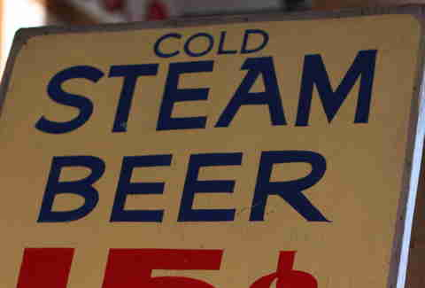 steam beer