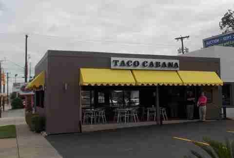 Taco Cabana Alcohol Drinks