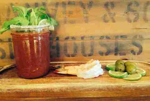 15 Steps Bloody Mary
