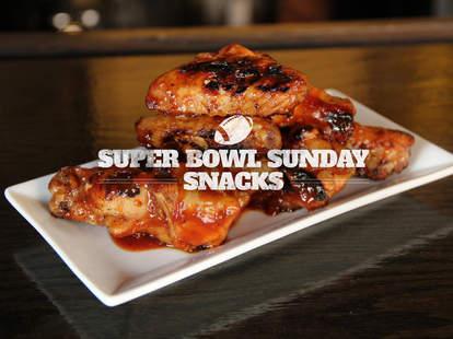 Super Bowl Sunday snacks