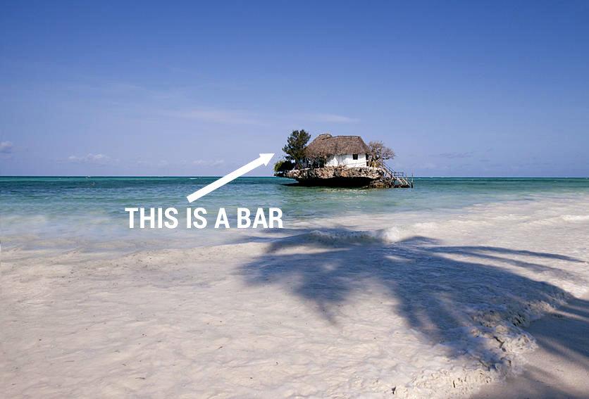 Best Ocean Bars Around The World Thrillist