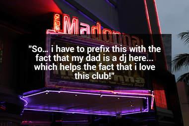 strip club reviews
