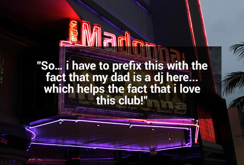 strip club reviews