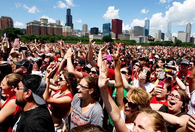 The 12 things you absolutely must do in Chicago this Spring