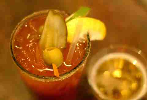 bloody mary at bryant lake bowl