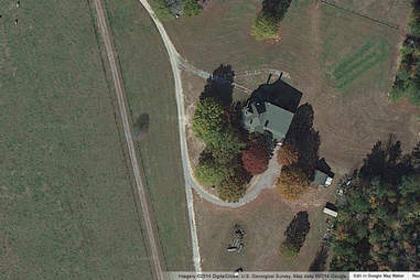 Hershel's Farm from The Walking Dead