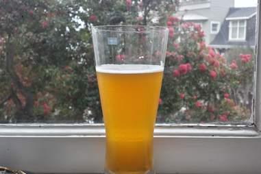 Hefeweizen beer
