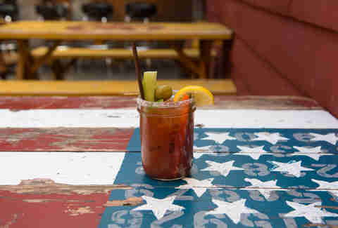 bloody mary at king's hardware